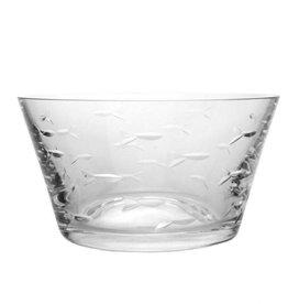 Rolf Glassware School of Fish - Small Bowl