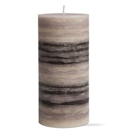 "Tag ltd Strata Scented 6"" Pillar, Natural"