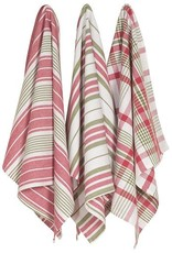 Danica Holiday Jumbo Tea Towels Set of 3