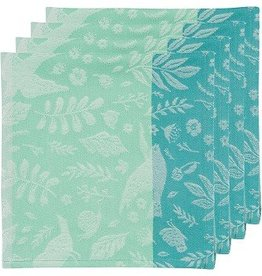 Danica Meadowlark Jacquard Napkins, Set of 4