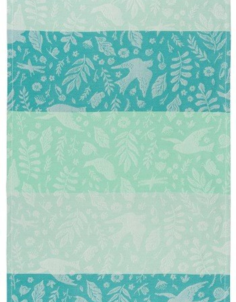 Danica Meadowlark Jacquard Tea Towel
