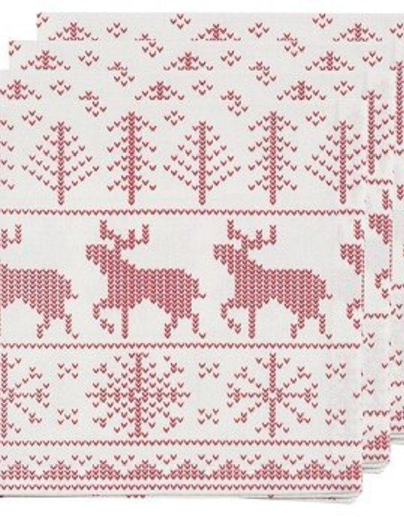 Danica Sweater Weather Napkin, set of 4