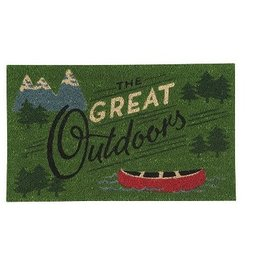 Danica Great Outdoors Doormat