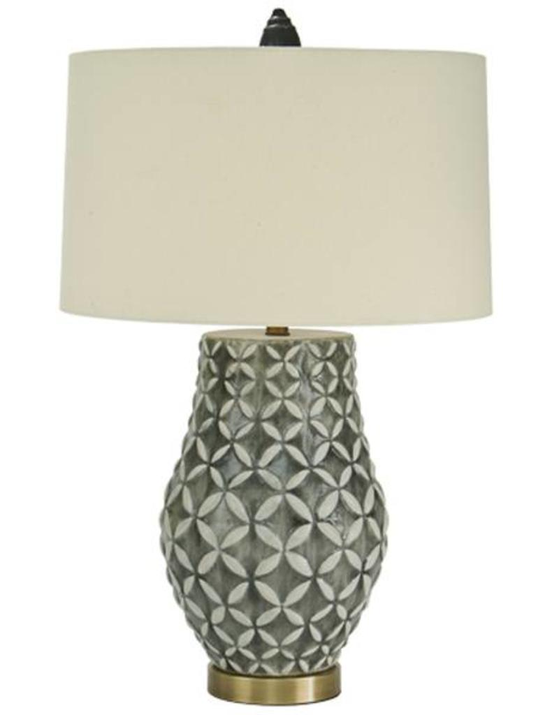The Natural Light Crossfox Table Lamp
