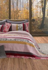 Brunelli Anthropology Queen Quilt/Shams