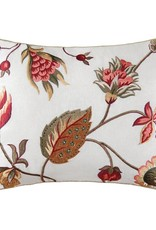 C&F Enterprises Embroidered Floral Toss Pillow