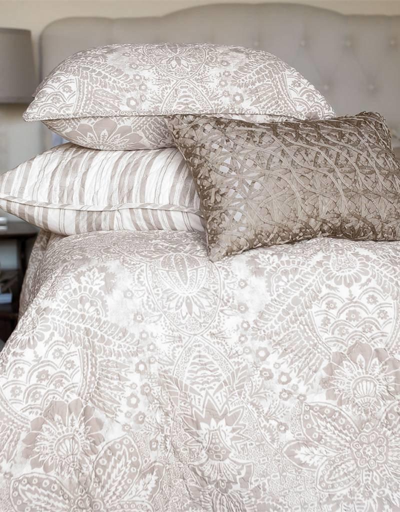 C&F Enterprises Liana Sandstone Queen Quilt/Shams
