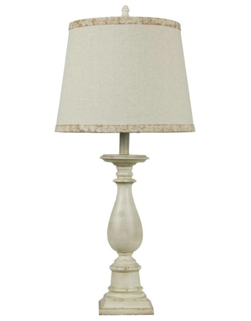 Style Craft Home Collection Mackinaw Table Lamp