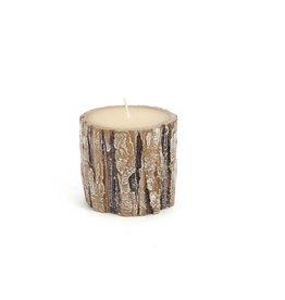 ADV 4x3 Log Candle