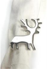 ADV Aluminum Deer Napkin Ring