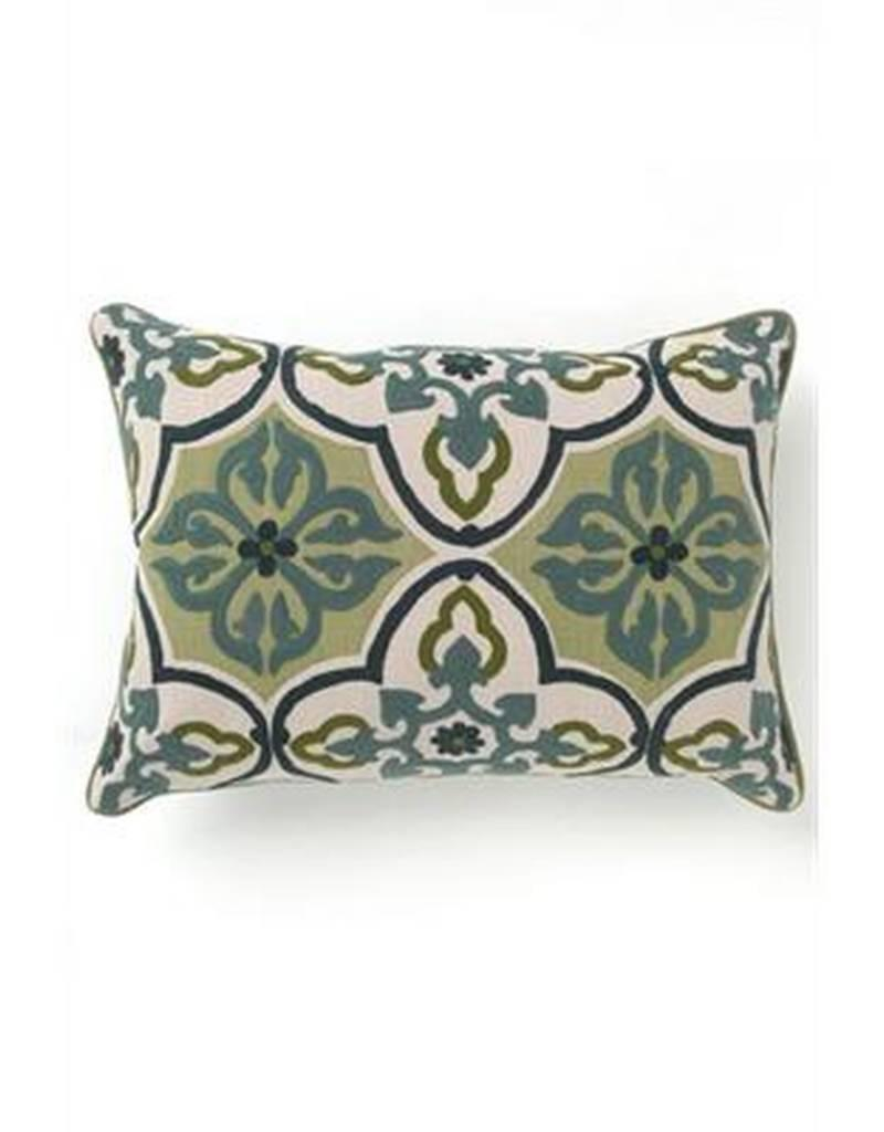 ADV Toss Pillow - Green Betul