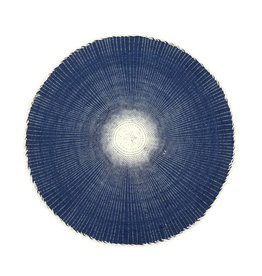 Indaba Willa Placemat, Navy