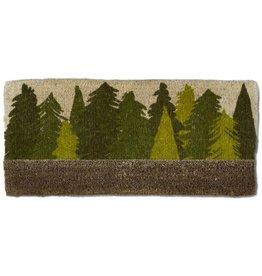 Tag ltd Woodland Trees Doormat - 40x18
