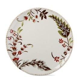 Tag ltd Autumn Bloom Round Gift Platter
