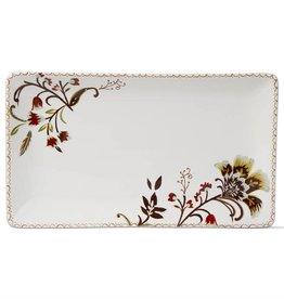 Tag ltd Autumn Bloom Rectangular Platter