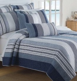 New New Horizons Michael King Quilt and Shams