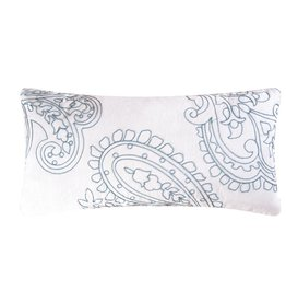 C&F Enterprises Aqua Paisley Pillow