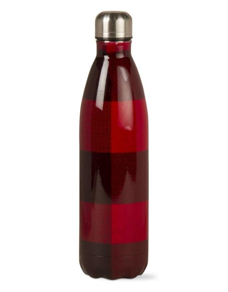 Tag ltd Buffalo Check 25oz Stainless Steel Bottle