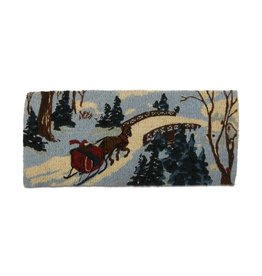 Tag ltd Vintage Sleigh Estate Coir Mat