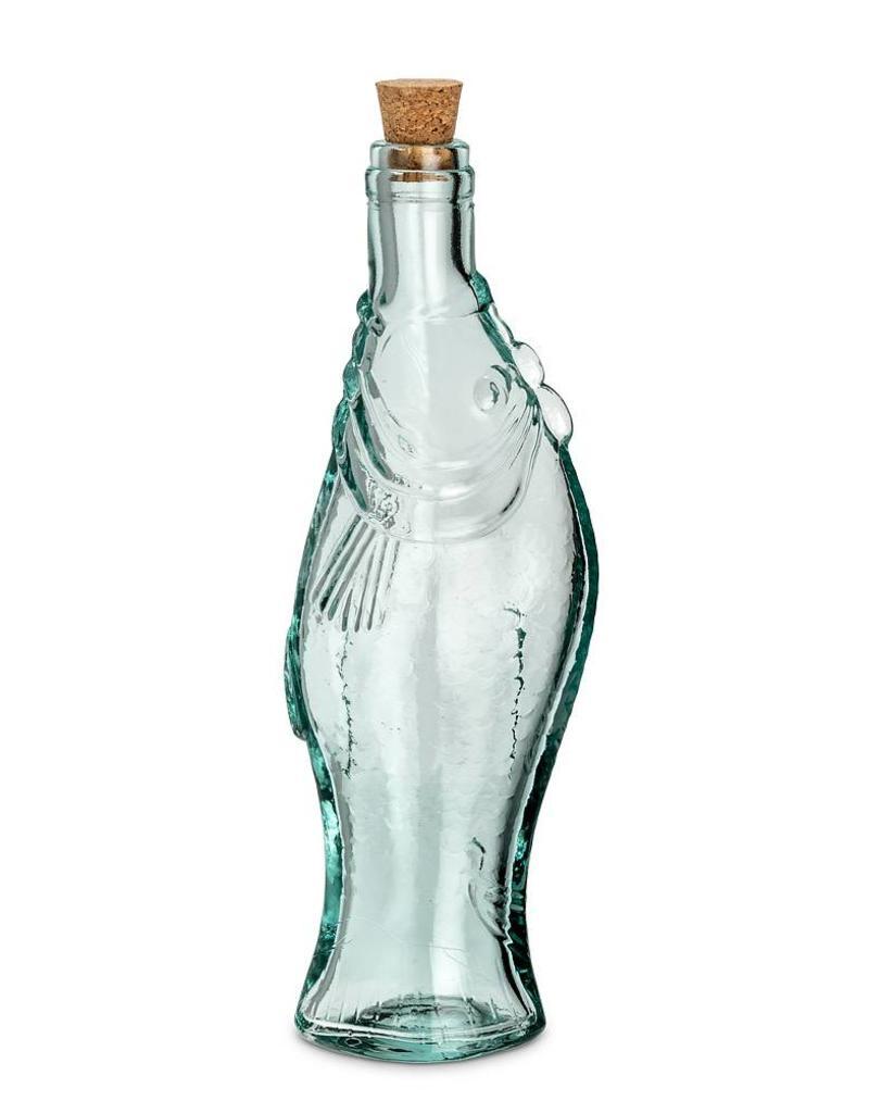 Abbott Fish Shaped Bottle