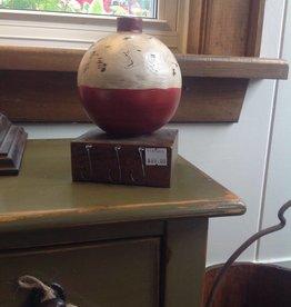 Wooden buoy