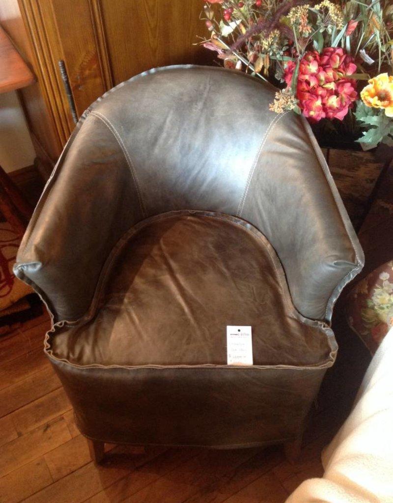 Champagne Club Chair