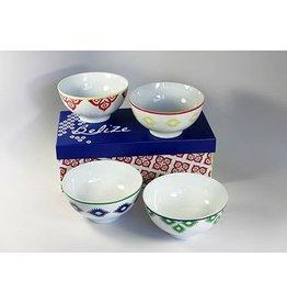 Paper Products Design Belize Bowls - Set of 4