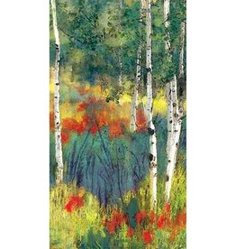 Paper Products Design Birch Grove Guest Towel