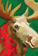 Paper Products Design Maurice Moose Lunch Napkin