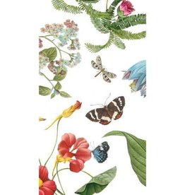 Paper Products Design Victoria Garden Guest Towel