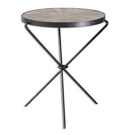 Uttermost Table, Leveni