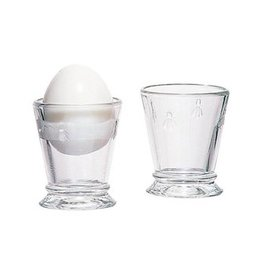 Scan Trade Mini Bee Glass Egg Cup