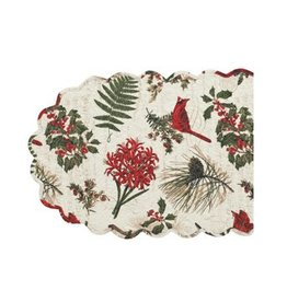 Park Design Nature Sings Table Runner 13x36