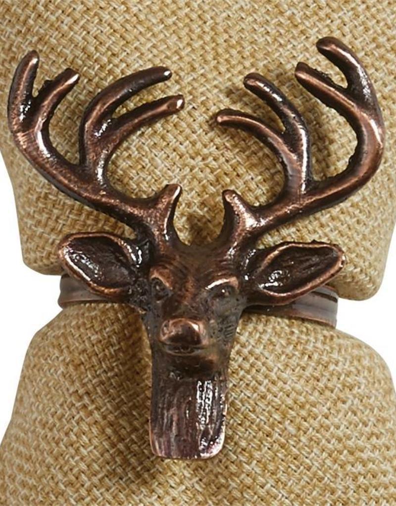 Park Design Stag Napkin Ring