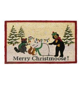 Park Design Merry Christmoose Doormat