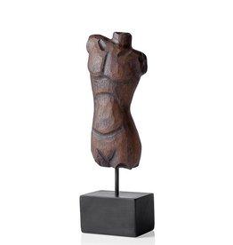 Torre & Tagus Noble Torso Sculpture