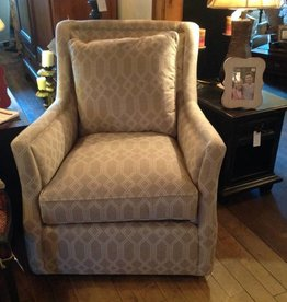 CR Laine Marcoux Swivel Chair - Dash Stone