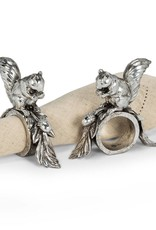 Abbott Squirrel Napkin Holders