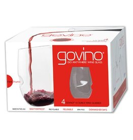 Cuisivin Govino 16oz Wine Glass 4 Pack