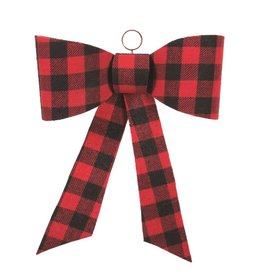 Candym Buffalo Check Bow