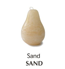 Vance Kitira Timber Pear Candle, Sand