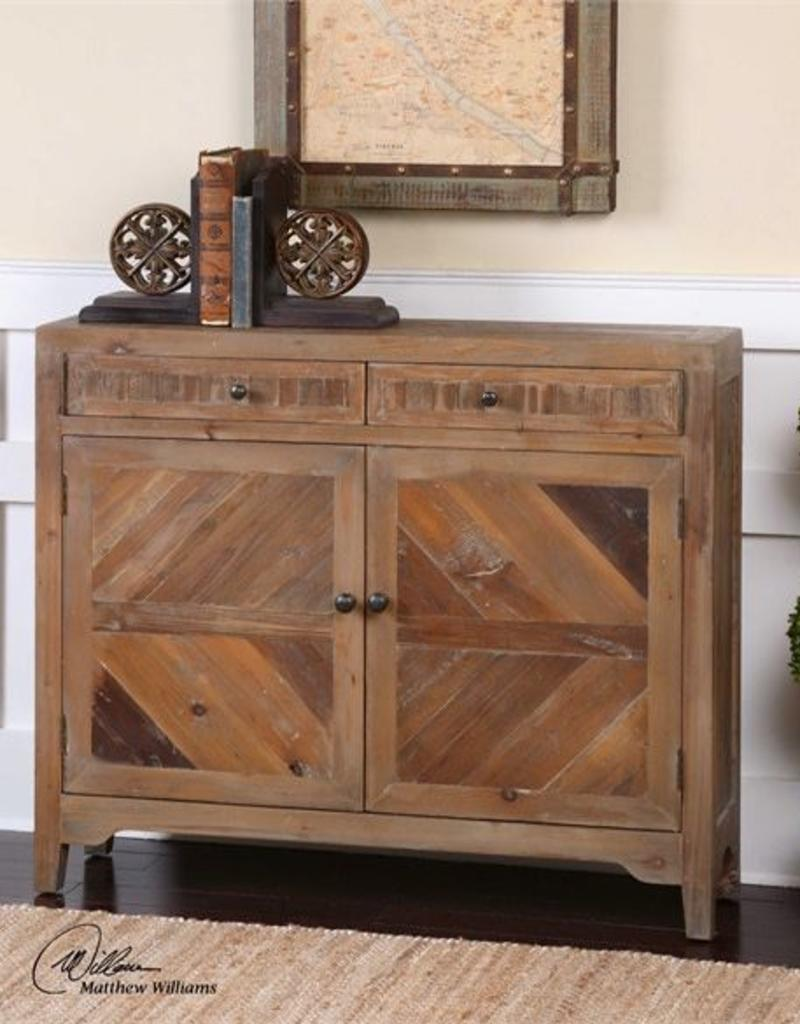 Uttermost Hesperos Console Cabinet
