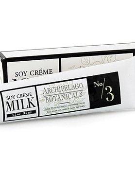 ARCHIPELAGO Archipelago Soy Milk Body Creme Small 27417