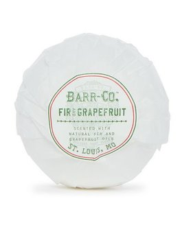 Barr Co. Barr Co Bath Bomb Fir & Grapefruit 4437