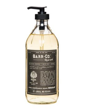 Barr Co. Barr Co Reserved Scent Liquid Soap 16oz 81602