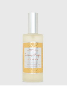 Natural Inspirations Natural Inspirations Body Oil Spray-Orange 490000