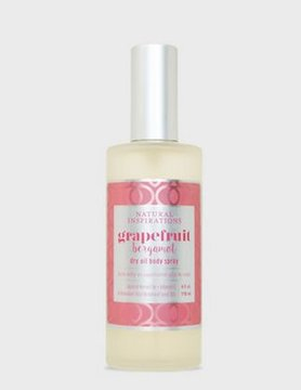 Natural Inspirations Natural Inspirations Body Oil Spray-Grapefruit 493000