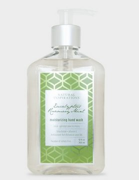 Natural Inspirations Natural Inspirations Mint Hand Wash