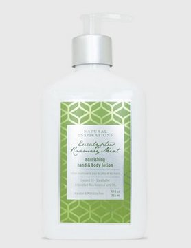 Natural Inspirations Natural Inspirations Eucalyptus Mint Lotion 12oz.
