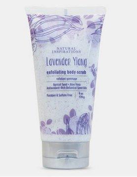 Natural Inspirations Natural Inspirations Lavender Body Scrub 6oz